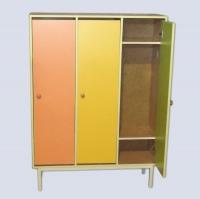 Шкафы для одежды для детского сада