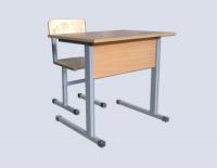 Комплект учебной мебели одноместный
