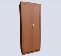 Шкаф для одежды в МДФ