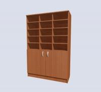 Шкаф-стеллаж картотечный