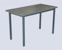 Стол обеденный с гигиеническим покрытием (пластик) 1200×800