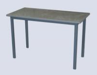 Стол обеденный с гигиеническим покрытием (пластик) 1500×600