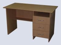 Однотумбовый стол с выдвижными ящиками