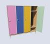 Шкаф для детской одежды 4 секции