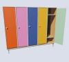 Шкаф для детской одежды 5 секций