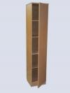 Шкаф для книг закрытый (пенал)